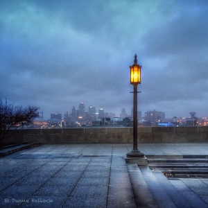 One of my favorite Instagram photos shows the downtown skyline of Kansas City. You can find more of my pictures and follow me at https://www.instagram.com/duanehallock/